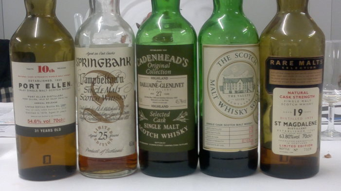 """""""Old & Rare"""" – Degustazione guidata di whisky rari ed esclusivi al MAX MUSEO DI Chiasso"""