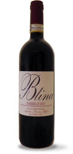 BARBERA D'ASTI BLINA