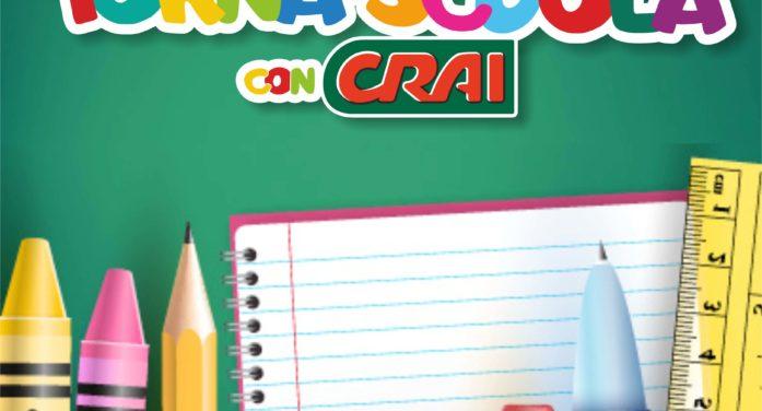 Torna a scuola con CRAI